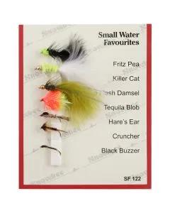 Snowbee Small Water Favourites Fly Selection