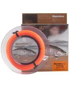 Snowbee XS Floating Line Hi-Viz Orange