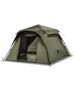 Solar SP Bankmaster Quick-Up Shelter open door