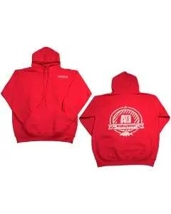 Vass AD Red Emblem Classic 502 Hoodie