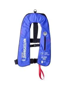 Watersnake Deluxe Inflatable Auto/Manual Life Jacket