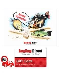 AD Carpy Birthday Cake Gift Card
