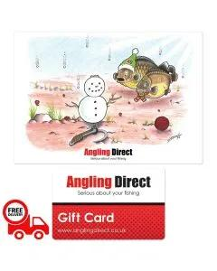 AD Snowman Rig Christmas Gift Card