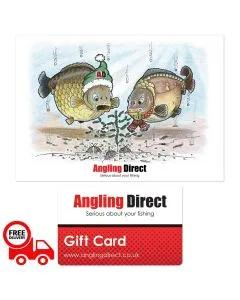 AD Carpy Christmas Gift Card