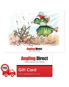 AD Festive Perch Christmas Gift Card