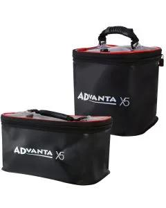 Advanta X5 EVA Bait & Accessory Bags