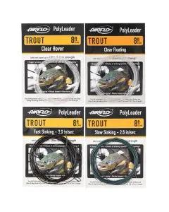 Airflo Poly Leader Trout 8ft