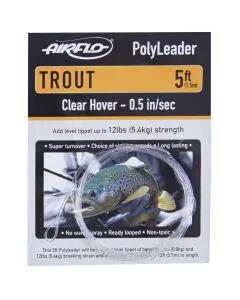 Airflo Poly Leader Trout 5ft