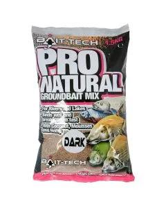 Bait-Tech Pro-Natural Dark Groundbait Mix