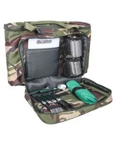 Carp Porter DPM Modular Compact Food Bag open
