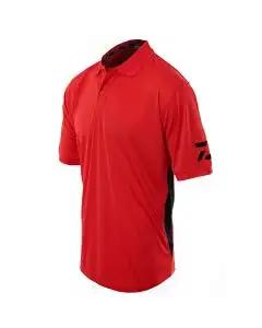 Daiwa Polo Shirt Red