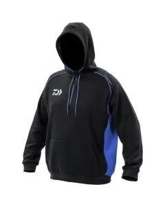 Daiwa Tournament Hoodies Black & Blue