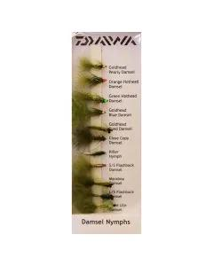 Daiwa Damsels Flies