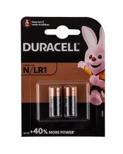 Duracell Batteries LR1 Pair