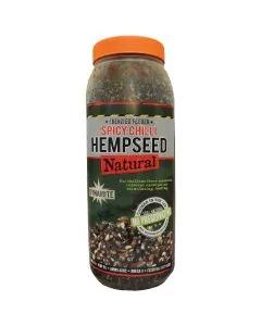 Dynamite Baits Frenzied Spicy Chilli Hempseed Feeder Jar
