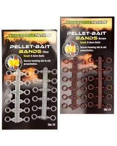 Enterprise Tackle Pellet Bait Bands 6-8mm