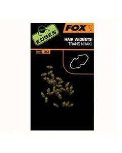 Fox Edges Hair Widgets Trans Khaki