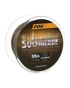 Fox Submerge Sinking Braided Mainline