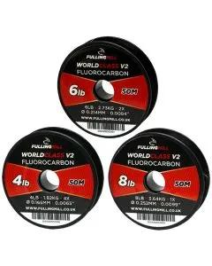 Fulling Mill World Class 50m Fluorocarbon