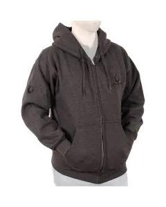 Gardner Grey Zipped Hoody