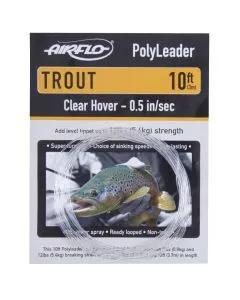 Airflo Poly Leader Trout 10ft