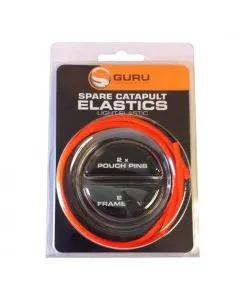 Guru Light Catapult Spare Elastic