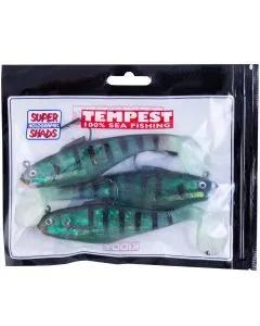 Kiddy Sidewinder Super Holographic Shad Lures