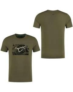 Korda LE Scaley Front Tee