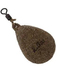 Korda Textured Flat Swivel Pear Lead