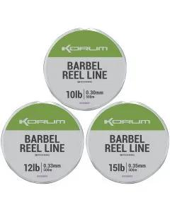 Korum Barbel Reel Line 500m