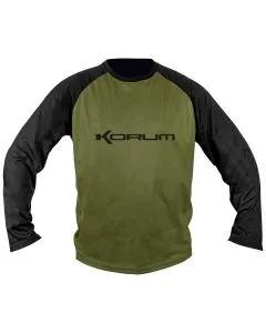 Korum Dri-Active Long Sleeve T-Shirt