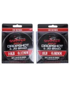 Korum Snapper Dropshot and Jig Braid