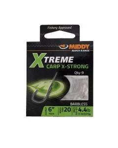 Middy Xtreme Carp X-Strong H.T.N. 20 to 0.14