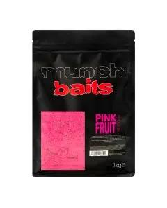Munch Baits Pink Fruit Stick Mix 1kg package