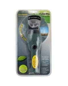 LC Ring Cyba Lite Eco Wind Up Torch