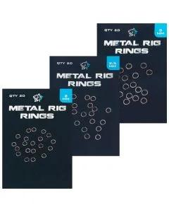 Nash Metal Rig Rings