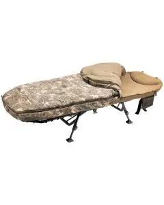 Nash MF60 Indulgence 5 Season Sleep System Compact