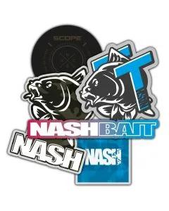 Nash Sticker Pack