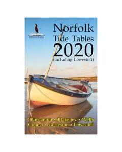 Norfolk Tide Tables 2020 (Including Lowestoft)