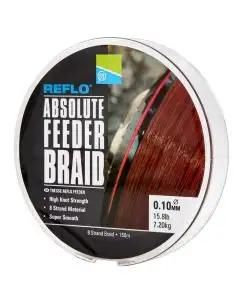 Preston Absolute Feeder Braid 0.10mm