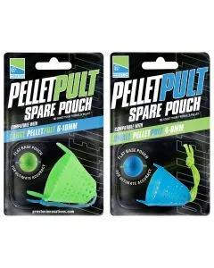 Preston Pellet Pult Spare Pouch small and large packed