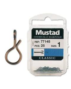 Mustad 77145 Fly Snap Hook