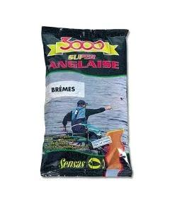 Sensas 3000 Super Anglaise (Breams) Groundbait