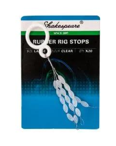 Shakespeare Rubber Rig Stops