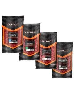 Sonubaits Bloodworm And Fishmeal Feed Pellet
