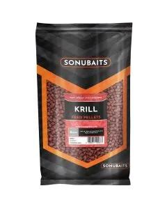Sonubaits Krill Feed Pellet 8mm Drilled