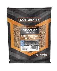Sonubaits Stiki Method Pellets Chocolate Orange