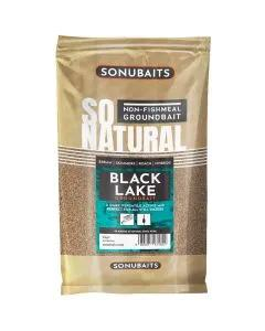 Sonubaits Supercrumb Black Lake Groundbait 1kg