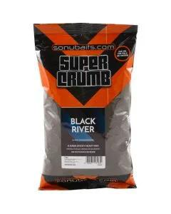 Sonubaits Supercrumb Black River Groundbait 1kg