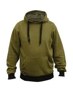 Sticky Baits Green Hoody Front